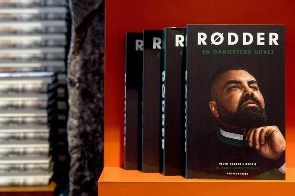 Nach der Präsentation des Buches Rødder wurde auf Yasar geschossen.