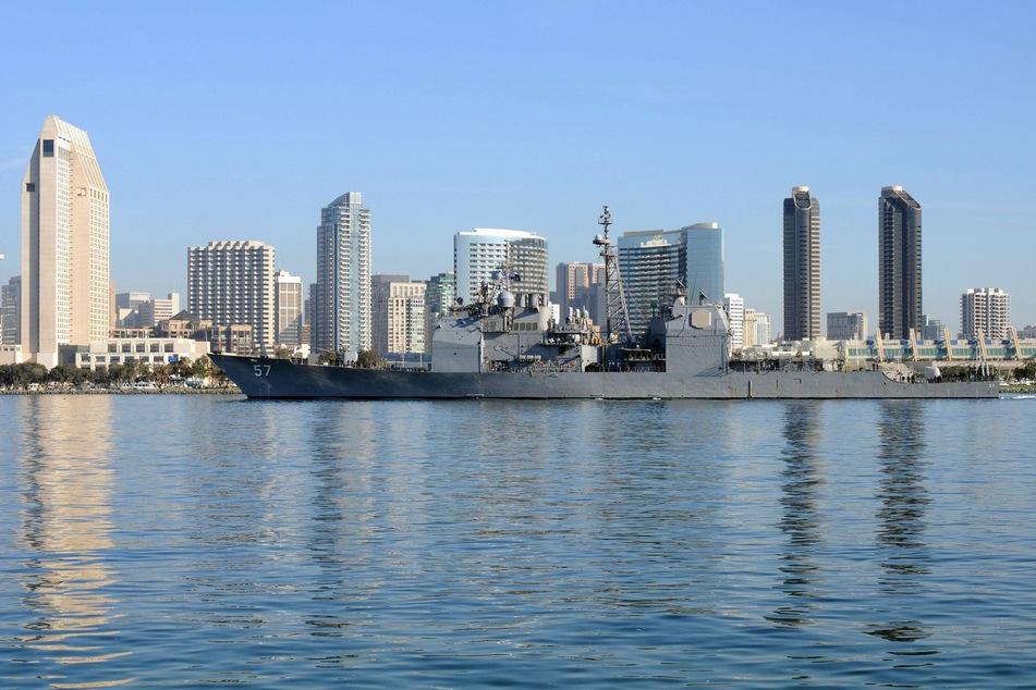 Black sailor finds noose on San Diego warship, sparking investigation