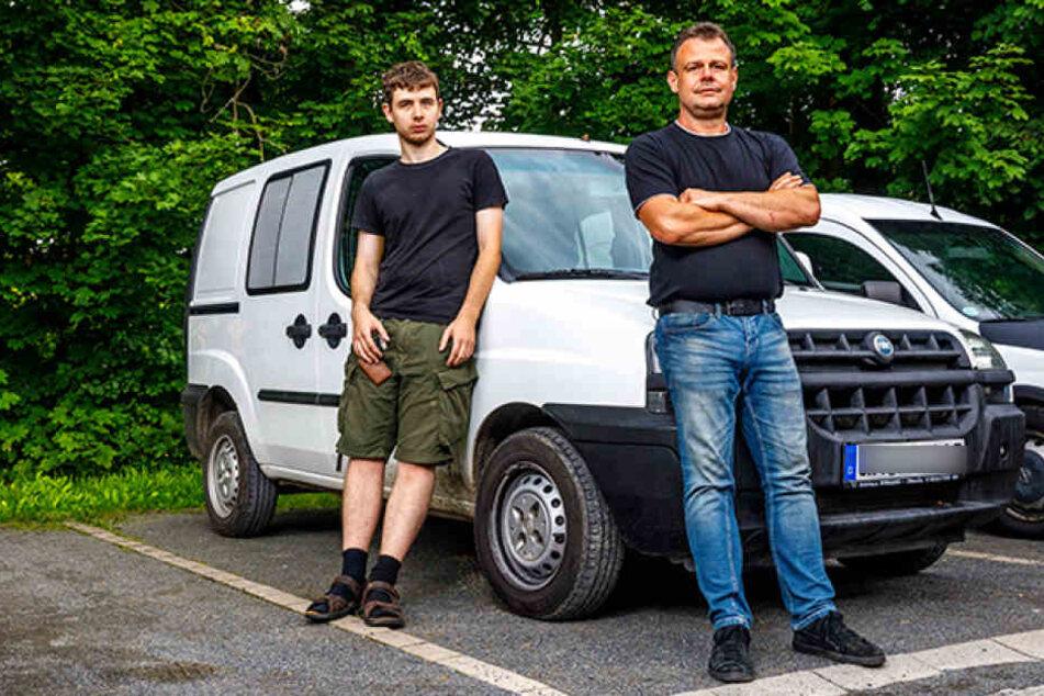 Er war bereits in Polen: Familie klaut gestohlenen Lieferwagen zurück!