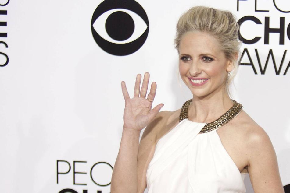 """Mist! """"Buffy""""-Star Sarah Michelle Gellar (39) setzte einen Trauer-Tweet für Boy George (55) ab, obwohl dieser noch lebt."""