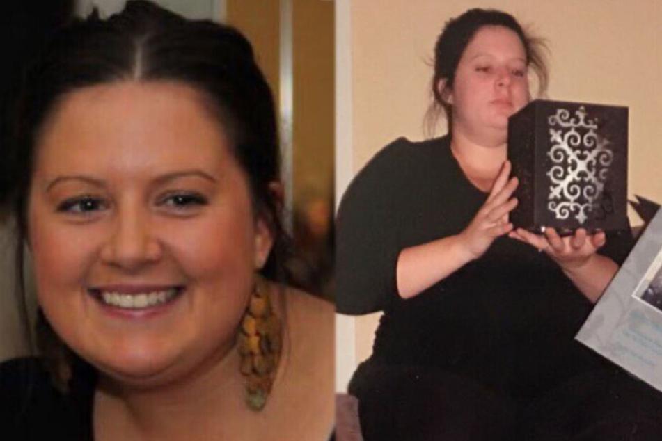 Victoria Bowen (28) wog in ihren schwersten Zeiten 120 Kilogramm.