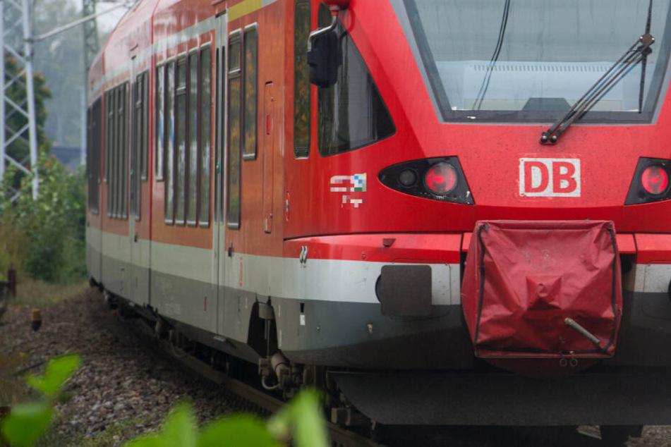 Der Regionalverkehr der Deutschen Bahn war von den Verspätungen betroffen (Symbolbild).