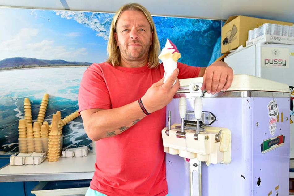 Für Kinder bis 12 Jahren gibt's am Donnerstag Gratis-Eis.