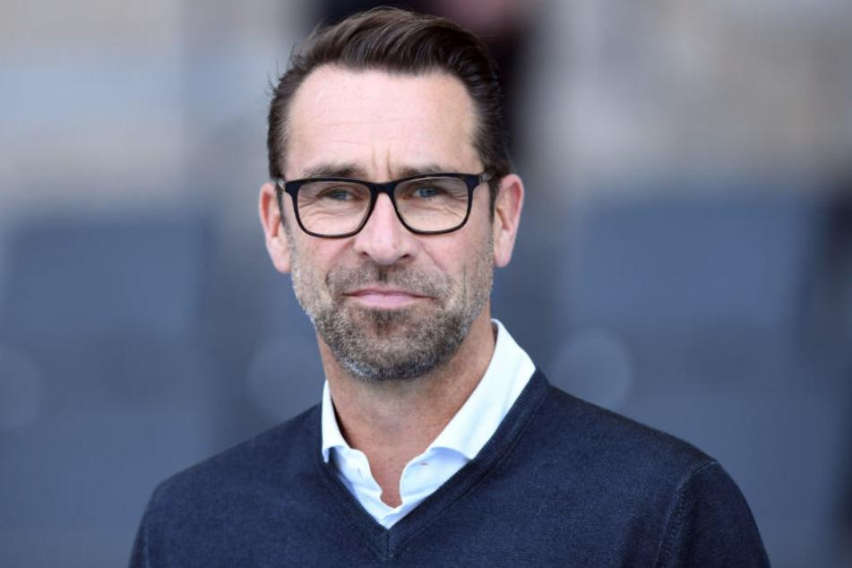 Manager Michael Preetz nahm die Mannschaft in die Pflicht.