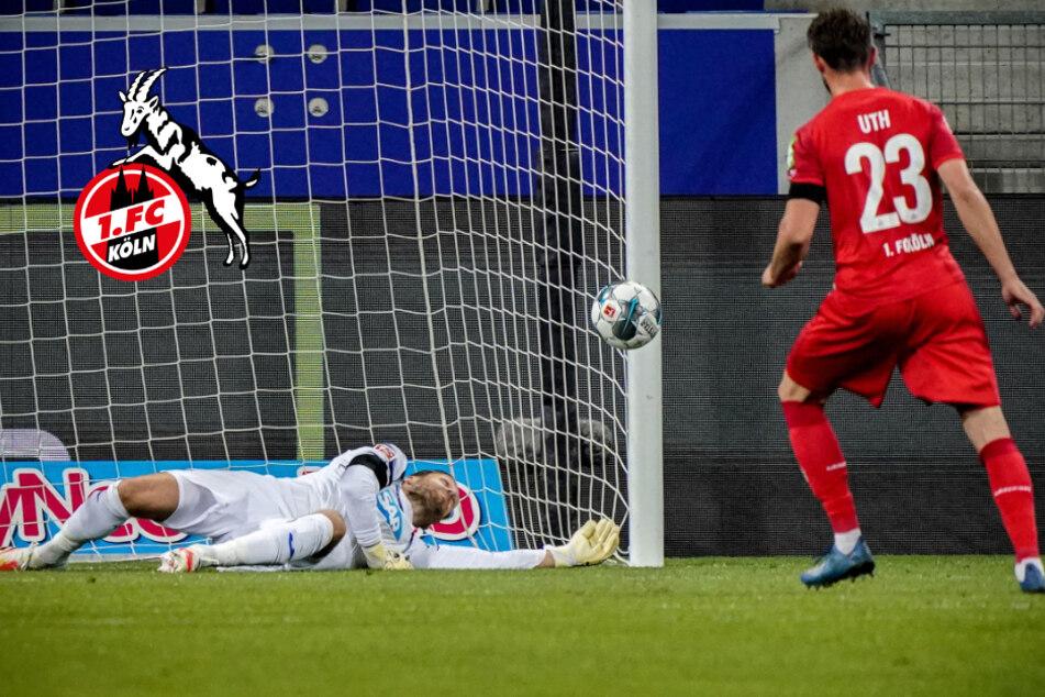 Verschuss-Sache: Das Elfmeter-Problem beim 1. FC Köln