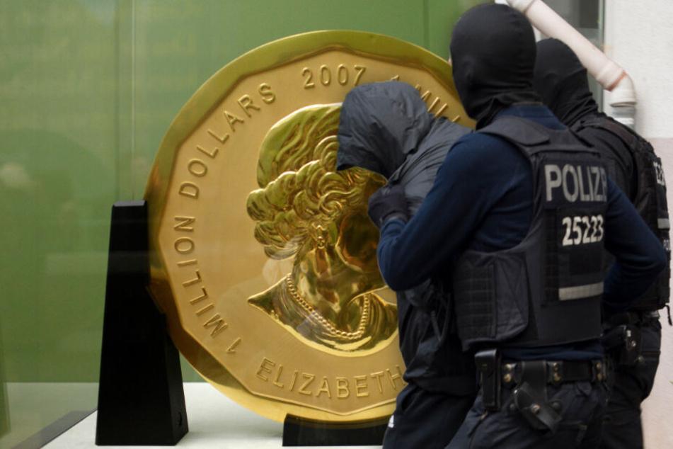 Goldmünzen-Coup im Berliner Bode-Museum: Verteidiger fordern Freispruch