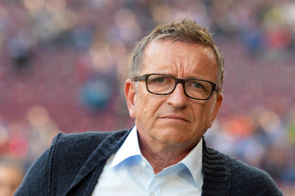 Meier war von 2014 bis 2016 Trainer von Arminia Bielefeld.