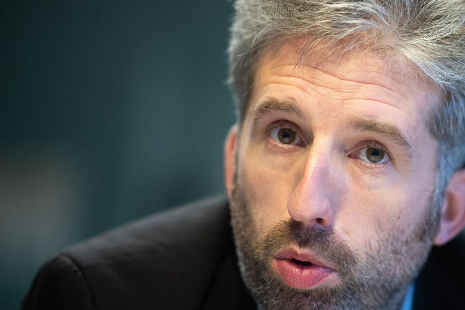 """Boris Palmer verliert Streit um Ruhestörung: """"Respektlosigkeit des Amtes"""""""