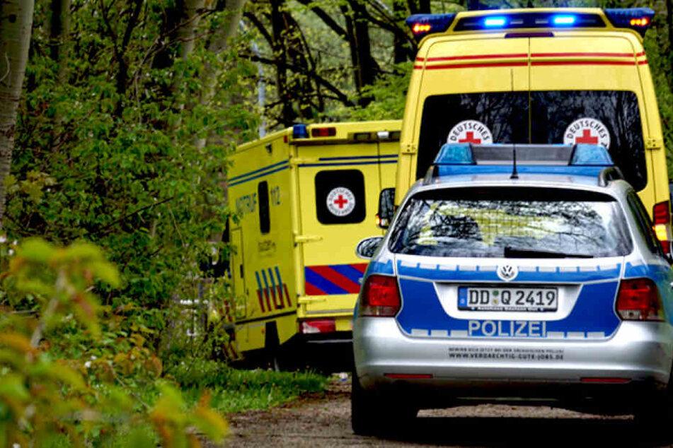 Tragisches Unglück in Bautzen! Mädchen (3) treibt leblos im Wasser