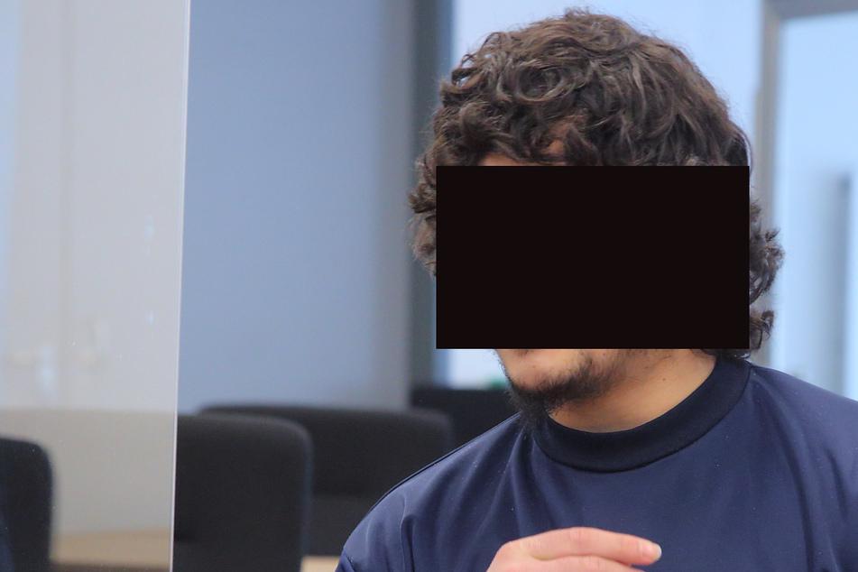 Messer-Mörder von Dresden spricht noch einmal vor Gericht