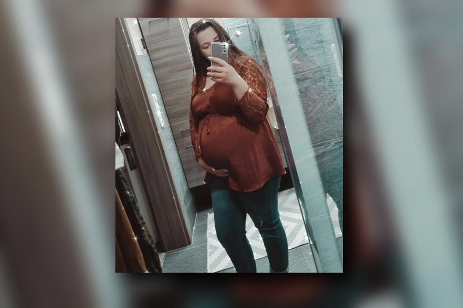 Mittlerweile ist Sarafina Wollny (26) in der 31. Schwangerschaftswoche.