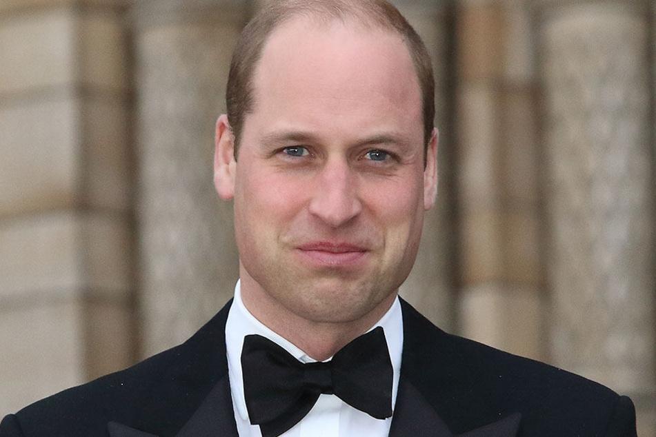 Prinz William (36).