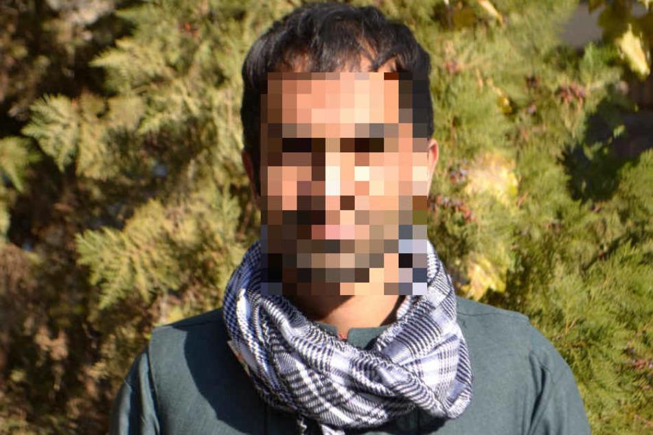 Hat nun ein Visum und kommt am Donnerstag in Deutschland an: der Afghane Haschmatullah F.