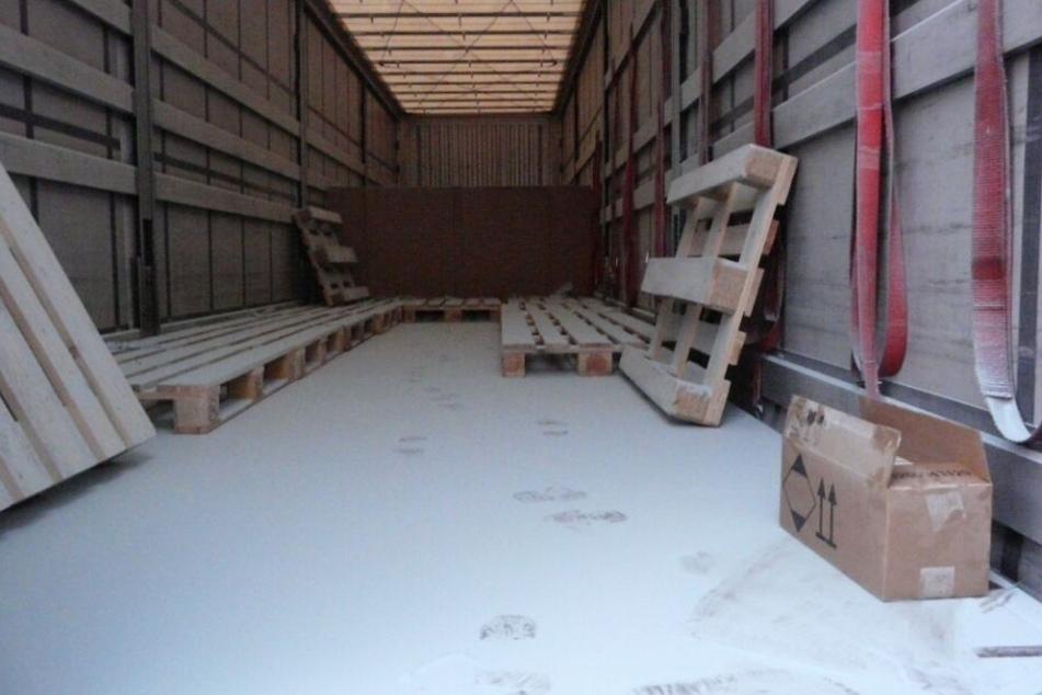 1132 Kartons mit Parfüm im Wert von 2,1 Millionen Euro waren einfach verschwunden.
