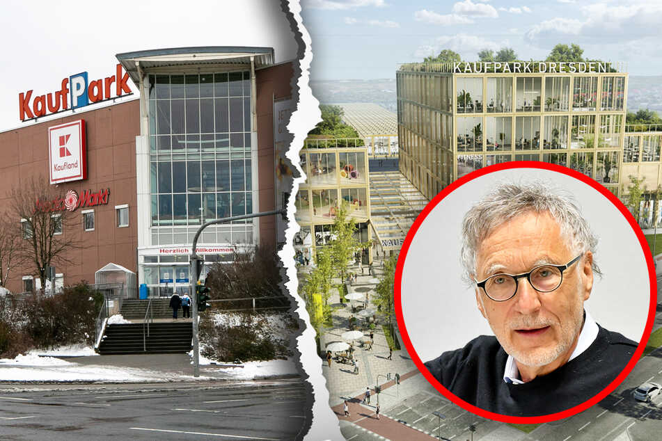 Kaufpark-Streit: Milliardär Krieger setzt Rathaus unter Druck