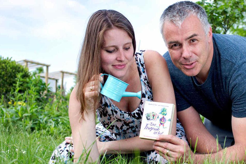 Ehepaar entwickelt ein Kartenspiel fürs junge Gemüse