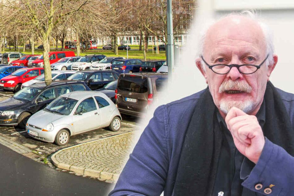 Parkgebühren-Hammer: Vergibt Dresden Stellplätze bislang viel zu billig?