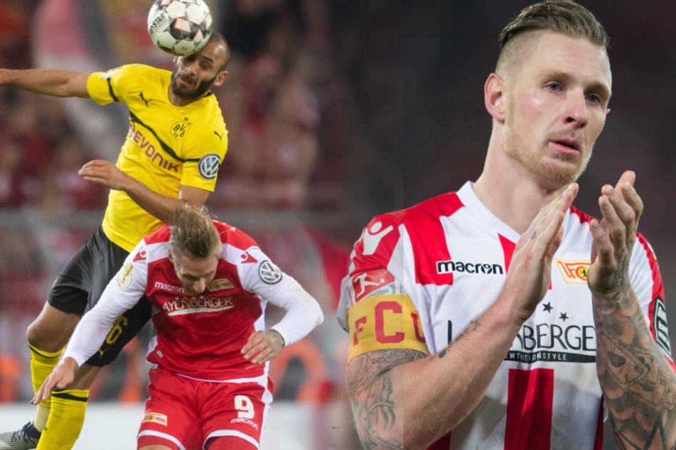 Nach seiner schweren Verletzung kommt Sebastian Polter immer besser Tritt.