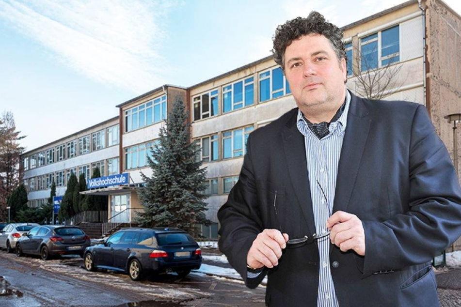 Direktor schlägt Alarm: Dresdner Volkshochschule vor dem Aus