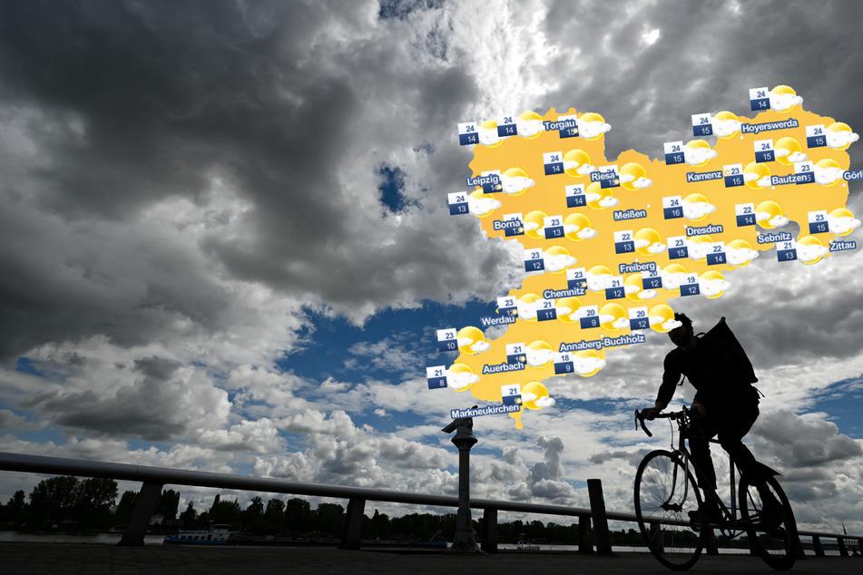 Mix aus Sonne und Wolken: So wird das Wochenend-Wetter in Sachsen
