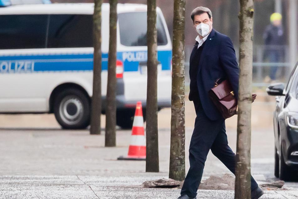 Druck auf Söder wegen strengen Lockdowns wächst: Jetzt droht sogar eine Klage