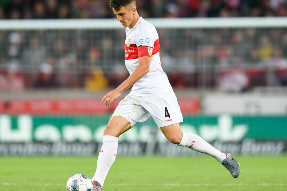 Am Ball: Marc Oliver Kempf.