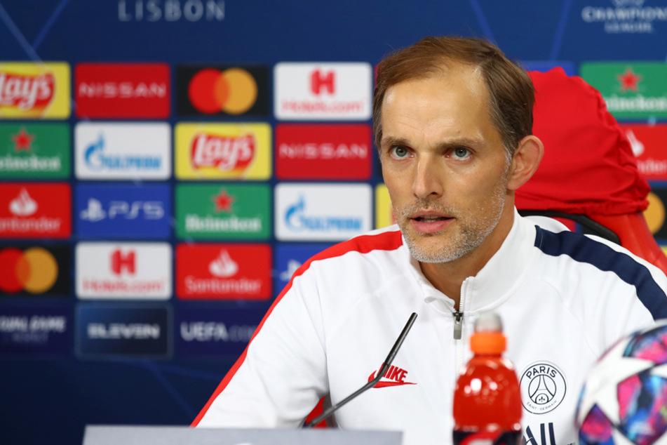"""Thomas Tuchel, Trainer von Paris Saint-Germain: """"Ich gehe fest davon aus, dass ich auch in der nächsten Saison Paris-Trainer bin."""""""
