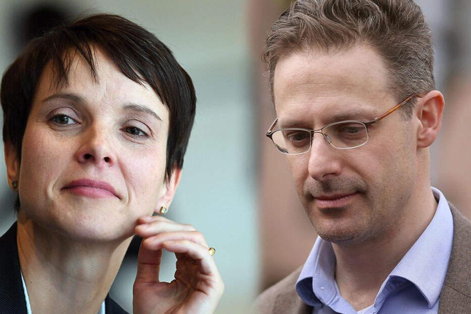 Petry-Prozess: Mann von Ex-AfD-Chefin erweitert Strafanzeige
