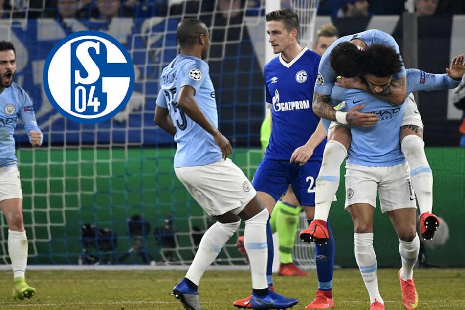 Fußball-Wahnsinn auf Schalke: Manchester City besiegt S04 in Unterzahl!