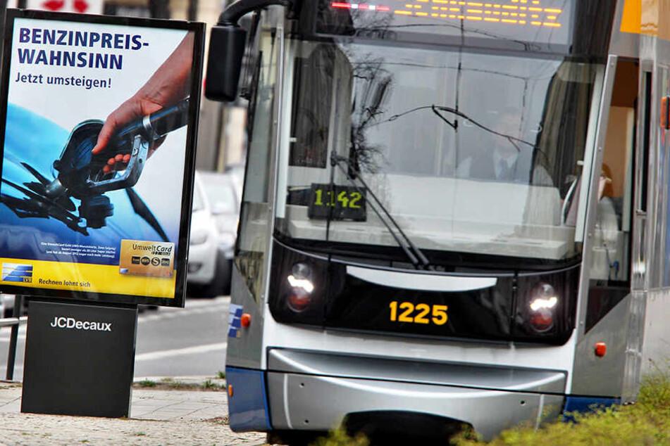 Der Leipziger Stadtrat hat für ein Einfrieren der Ticketpreise der LVB in den nächsten zwei Jahren gestimmt.