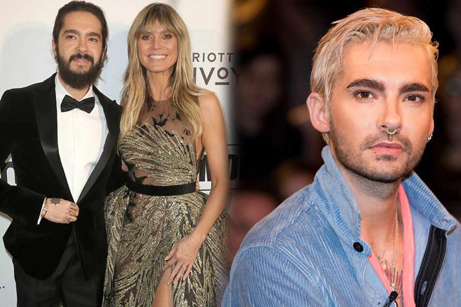 """""""Ich wäre schon ein cooler Onkel"""": Das sagt Bill Kaulitz zu Babygerüchten um Heidi Klum"""