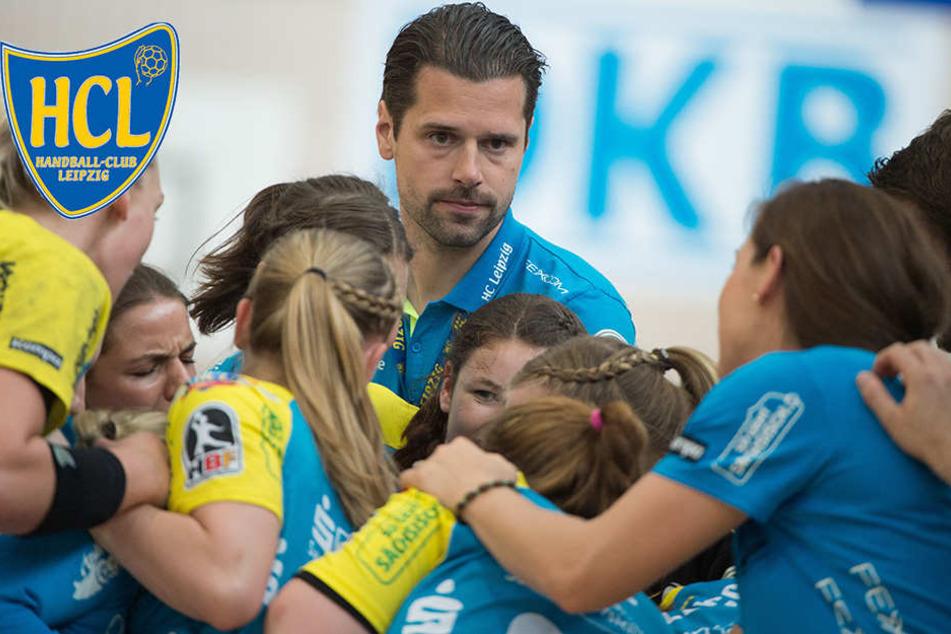 Das Team von Trainer Norman Rentsch kassierte nach sechs Siegen in Serie seine erste Niederlage.