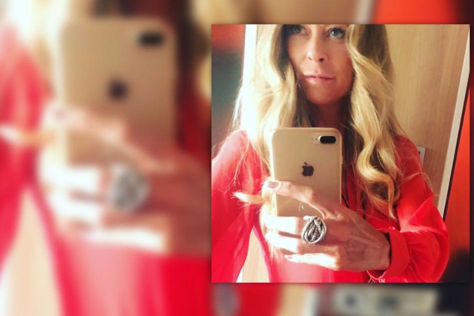 Jenny Elvers postet dieses Selfie und ihre Fans sind schockiert