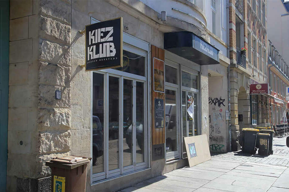 Kiezclub: In der Neustadt-Disco ereignete sich die blutige Tat.