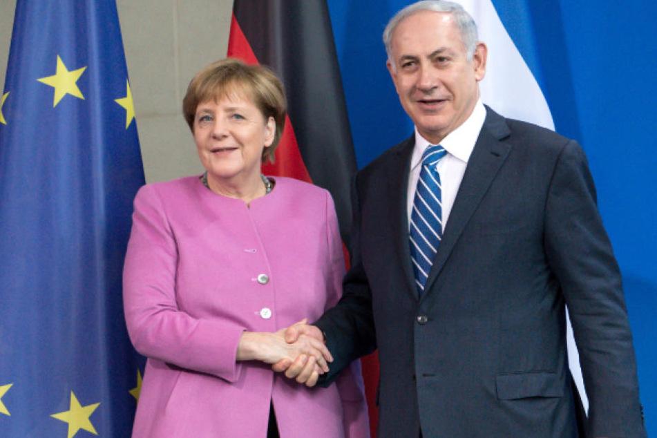 Der Staatsbesuch des israelischen Ministerpräsidenten bei Kanzlerin Merkel am 4. Juni erfordert hohe Sicherheitsmaßnahmen.
