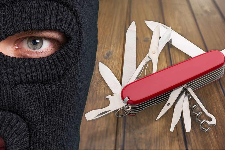 Ein 33-jähriger Ladendieb klaute mehrere Taschenmesser und wurde bei seiner Flucht gestoppt. (Symbolbild)