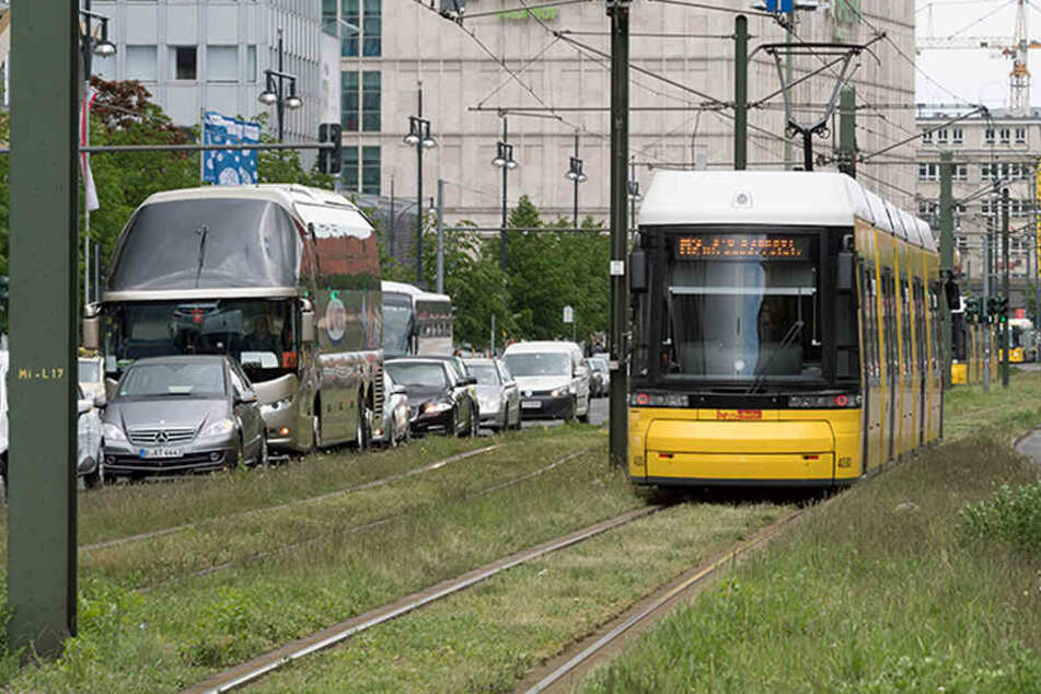 Nicht nur das Angebot bei der Straßenbahn wird verbessert. In den nächsten Jahren werden umfangreiche Baumaßnahmen das Liniennetz erweitern.
