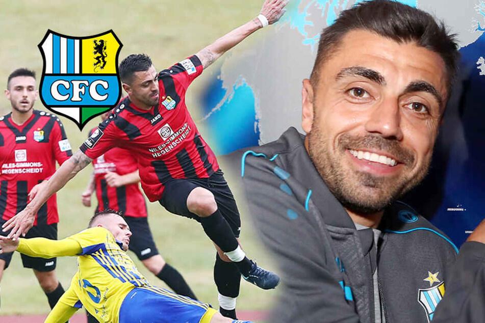 CFC-Neuzugang Sarmov schwärmt von 3. Liga