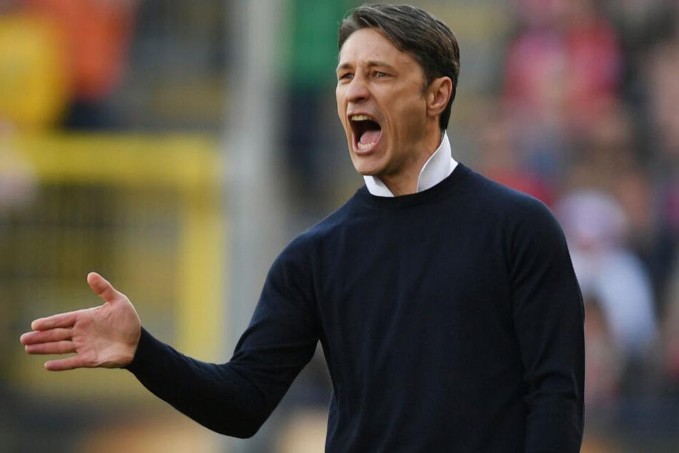 Bayern-Trainer Niko Kovac muss im Pokal wohl auf Manuel Neuer verzichten.