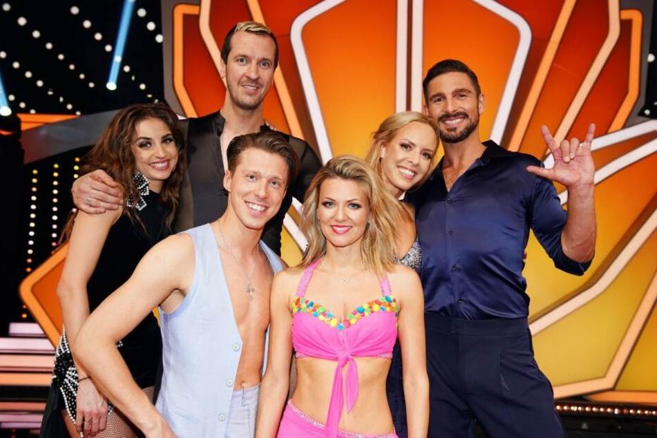 """""""Let's Dance"""": Spannender Dreikampf im Finale"""
