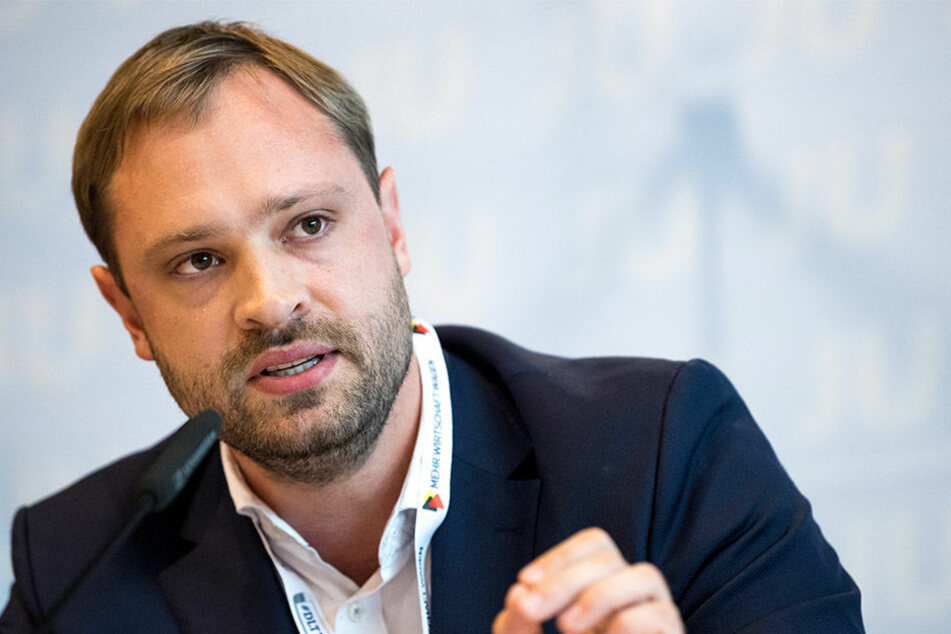 """Alexander Dierks (30, CDU) nennt die Debatte """"Blödsinn""""."""