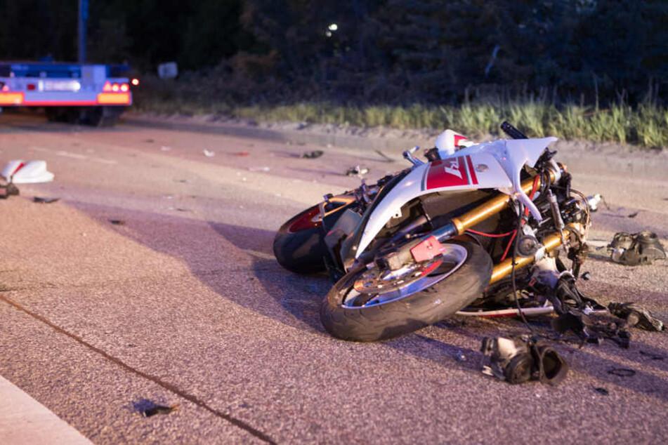 Doppelt so viele tödliche Biker-Unfälle in diesem Jahr: Ist das der Grund?