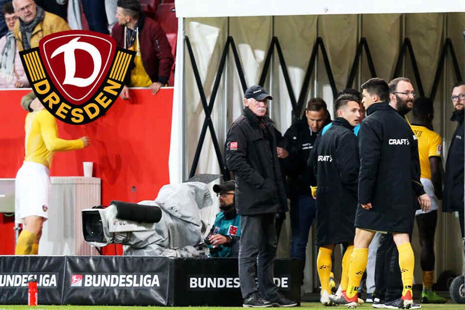 Plakat-Eklat: Dynamo-Spieler sauer auf eigene Fans!