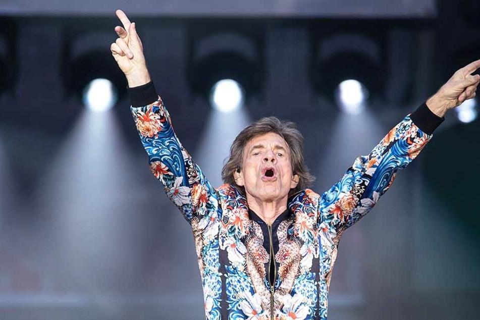 Mit der Gesundheit von Mick Jagger (75) steht es nicht zum Besten.