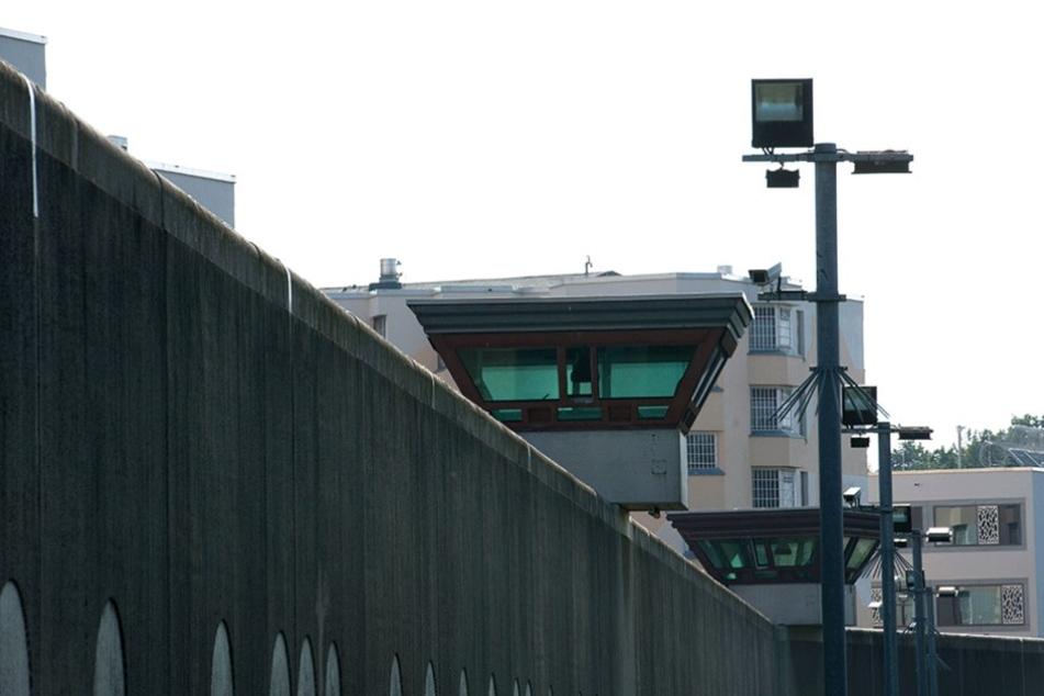 Die Justizvollzugsanstalt in Tegel.