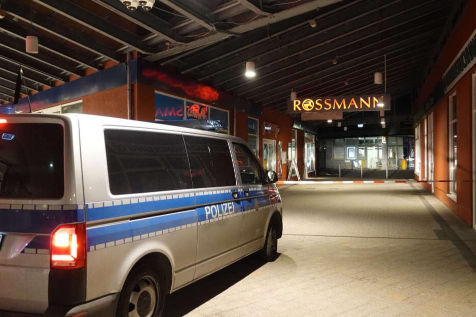 Die Explosion passierte am Dienstagmorgen am Gablenz Center.