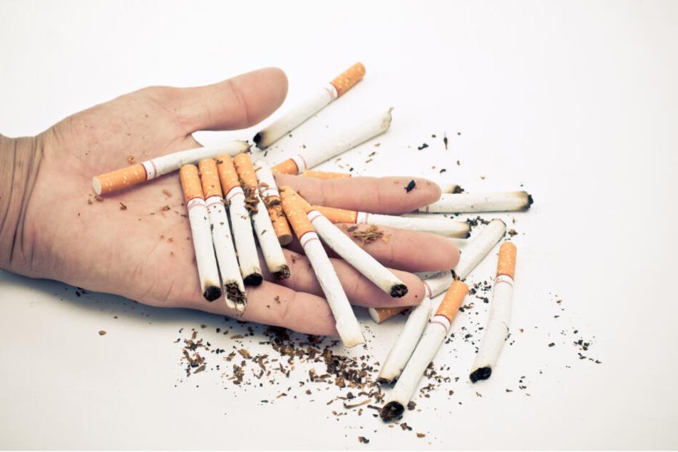 Das Rauchen aufzugeben kann viele positive Effekte haben.