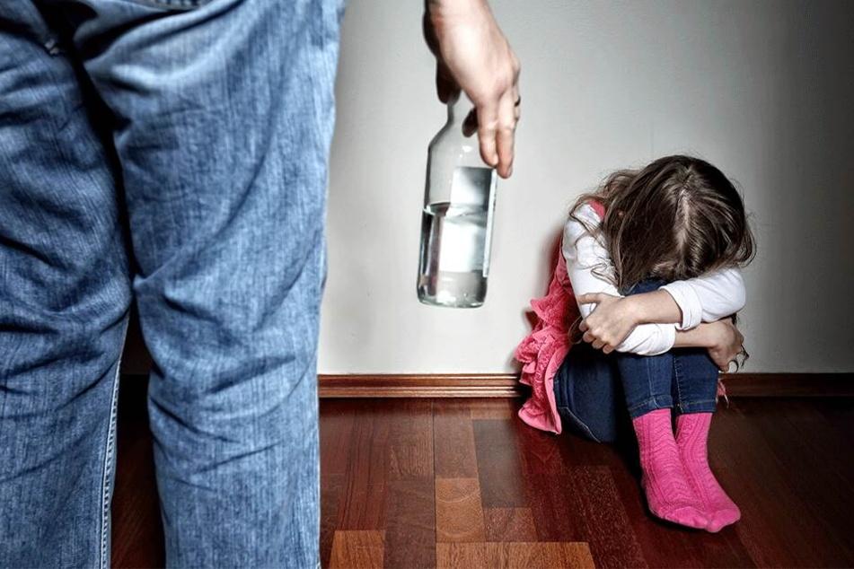 Die Achtjährige muss die schrecklichen Erlebnisse nun verarbeiten (Symbolbild).