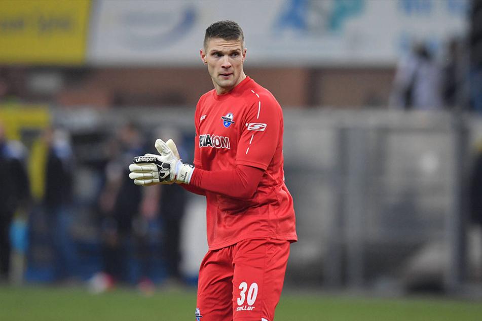Seit Anfang der Saison 2016/17 läuft Brinkmann auch für die Paderborner Profis auf.