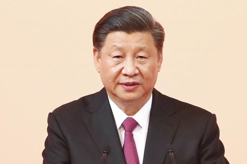 Xi Jinping (66) will das Virus schnellstmöglich eindämmen.